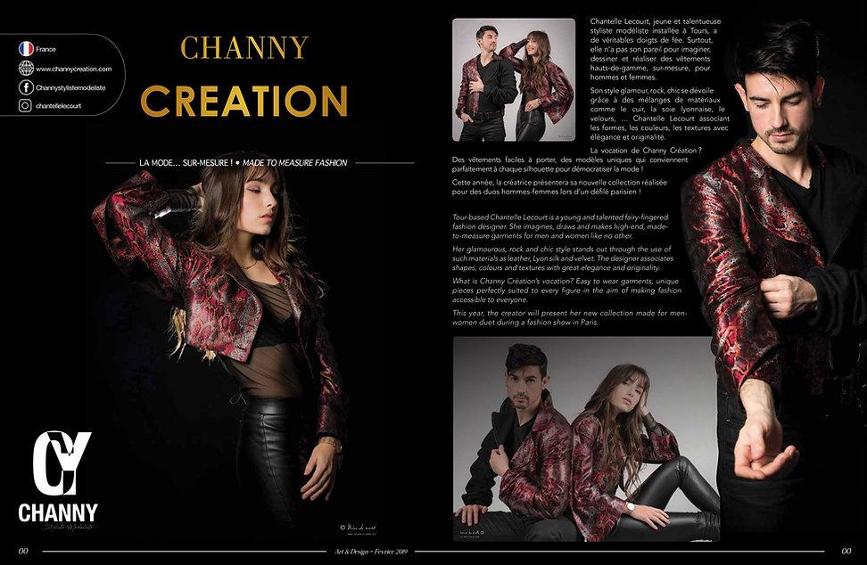 Art & Design CHANNY