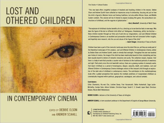 NEW BOOK: LOST AND OTHERED CHILDREN
