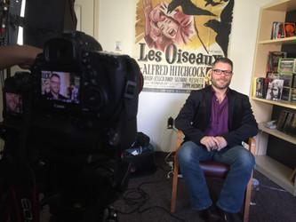 CLASS FILMED FOR HORROR FILM DOCUMENTARY