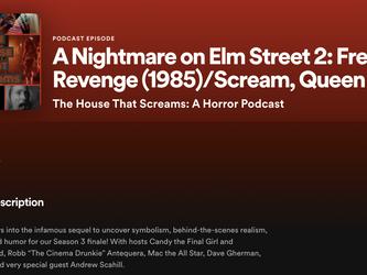PODCAST: RETURN TO ELM STREET