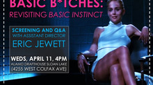 SPECIAL EVENT: REVISITING BASIC INSTINCT