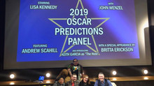 2019 OSCARS PREDICTION PANEL