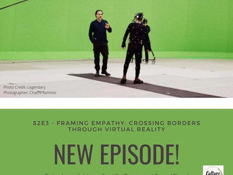 PODCAST: FINDING REAL EMPATHY IN VIRTUAL REALITY