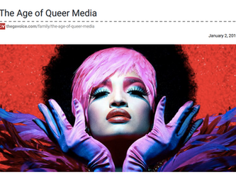 INTERVIEW: THE AGE OF QUEER MEDIA