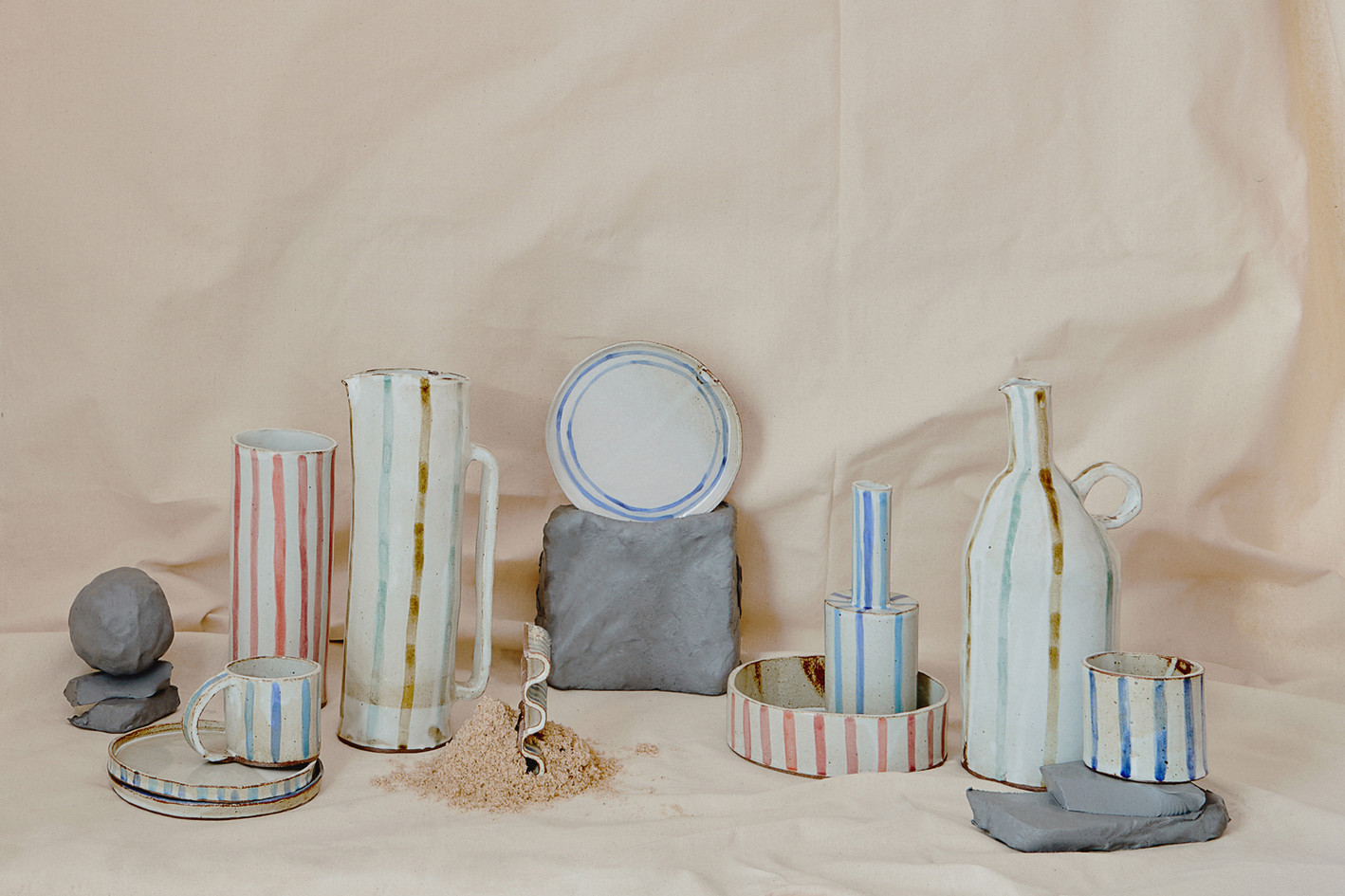 Chantal Strasburger Ceramics