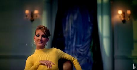 """Courage"" Celine Dion X Apple Music"