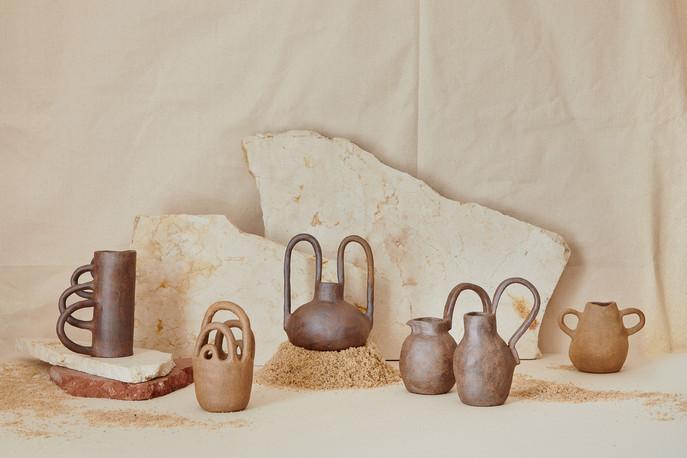 Chantal Strasburger Ceramics
