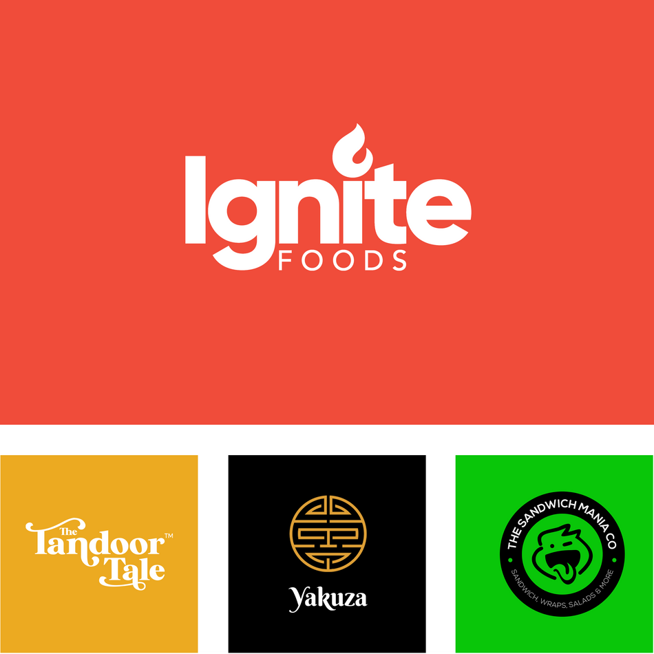 Ignite Foods - Brand Family