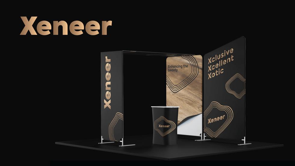 Xeneer branding