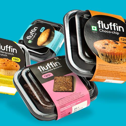 Fluffin - Packaging