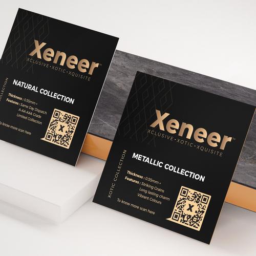 Xeneer - Luxe Branding