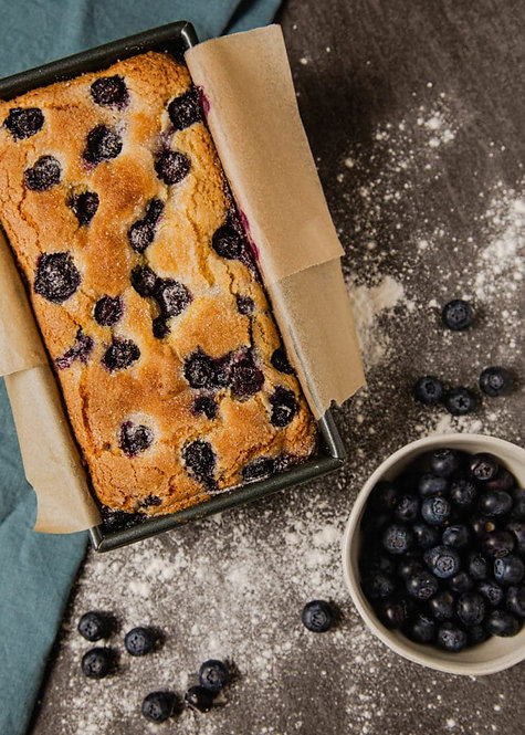 Blueberry Tea Cake