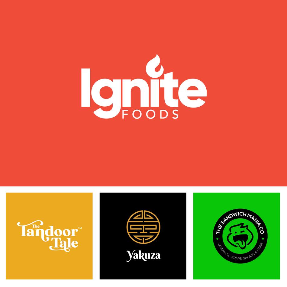 Ignite Foods - Brand Family