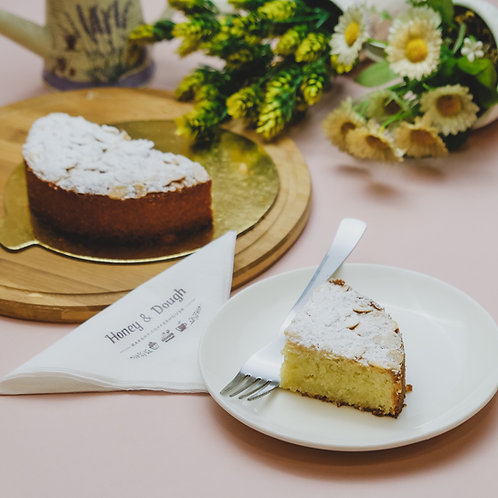 Flourless Almond Pastry