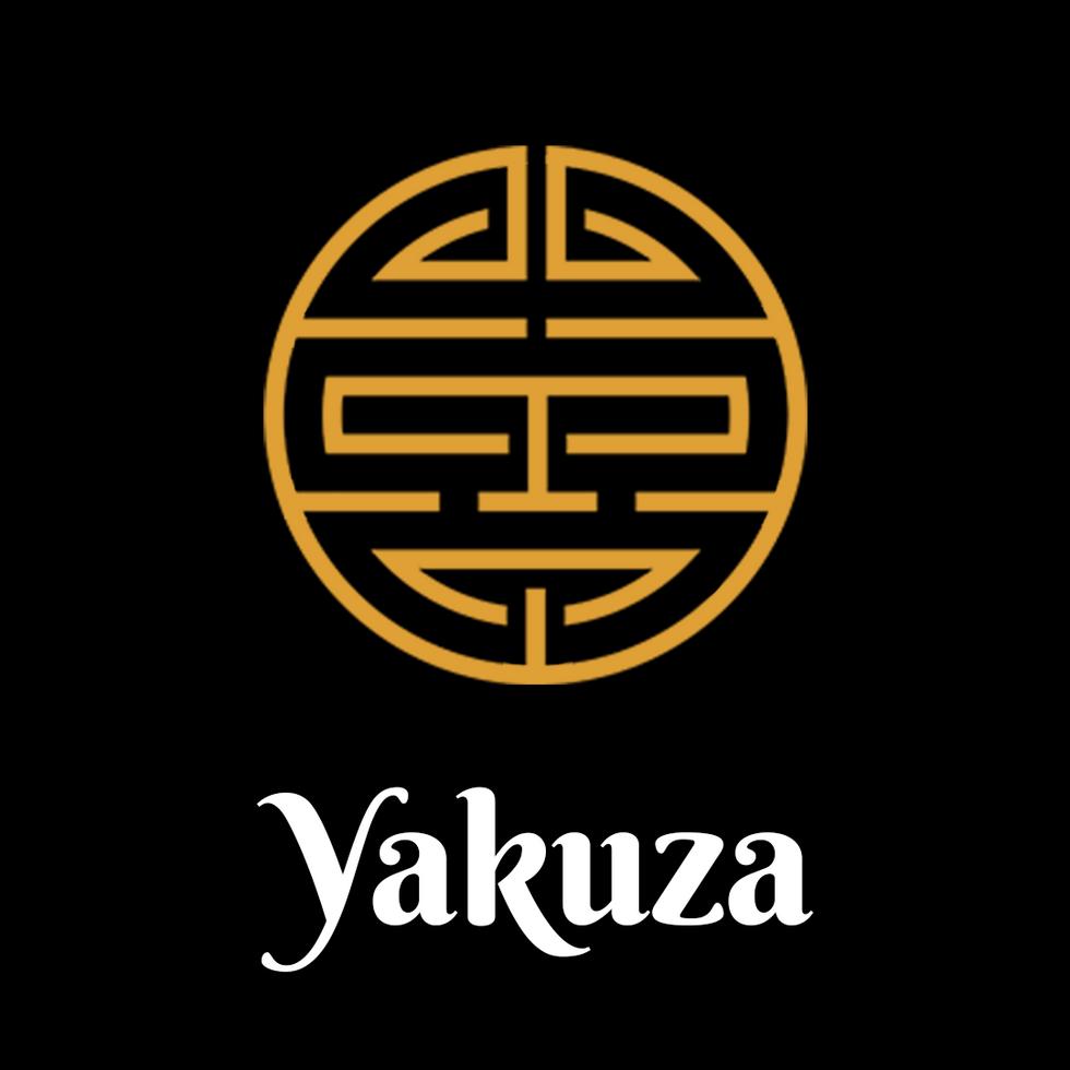 Yakuza Logo Animation