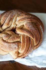 Honey Cinnamon Twisted Bread