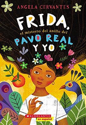 Frida, el misterio del anillo del pavo real y yo
