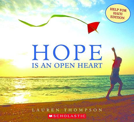 Hope is an Open Heart
