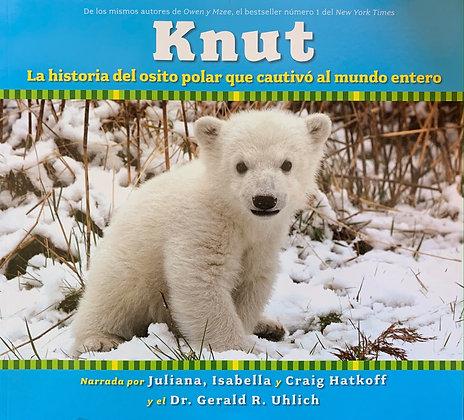 Knut, la historia del oso polar que cautivó al mundo