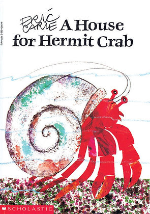 A House for Hermit Crab (Tapa Dura)