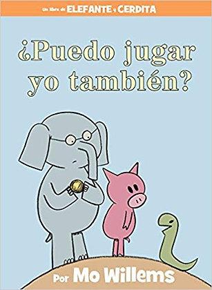 Elefante y Cerdita: ¿Puedo jugar yo también?