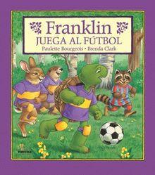 Franklin juega al futbol