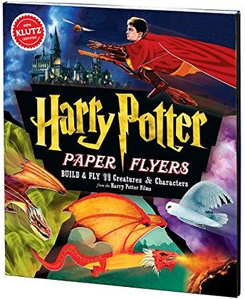 Harry Potter Paper Flyers / Aviones de Harry Potter