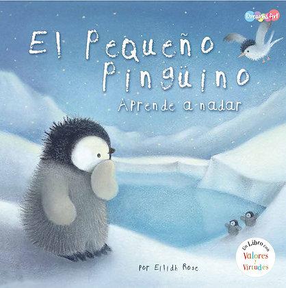 El Pequeño Pingüino Aprende a Nadar