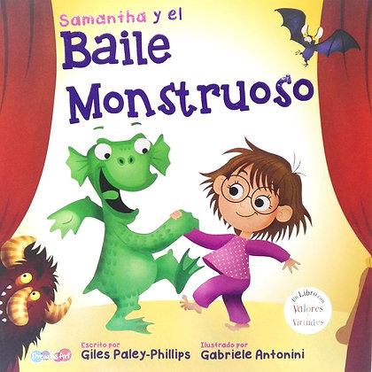 Samantha y el Baile Monstruoso
