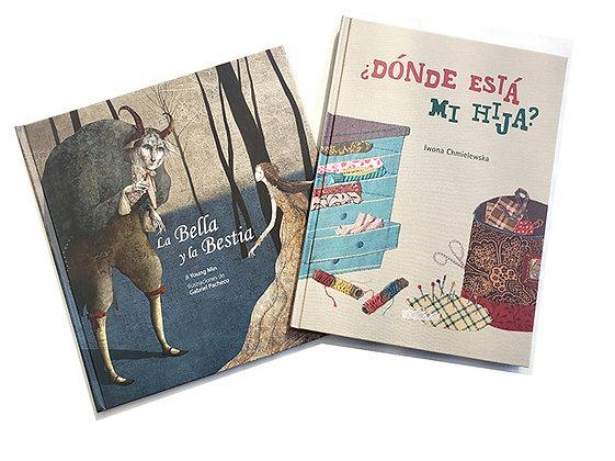 Pack 2 Libros Para Imaginar