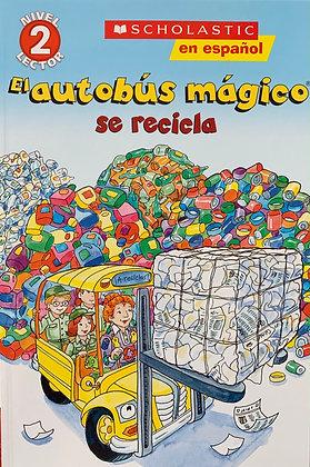 El autobús mágico, se recicla