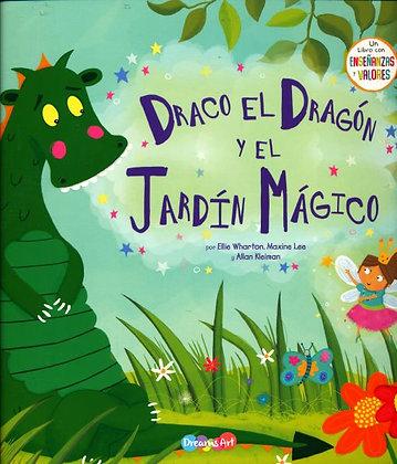 Draco el Dragón y el Jardín Mágico