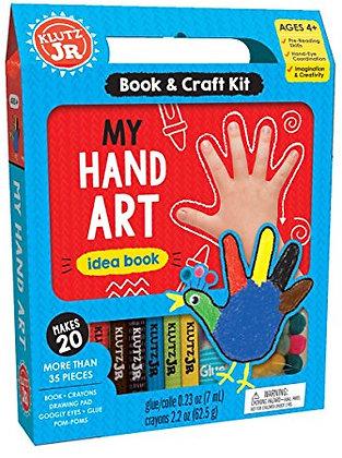 My hand art / Arte en tu mano