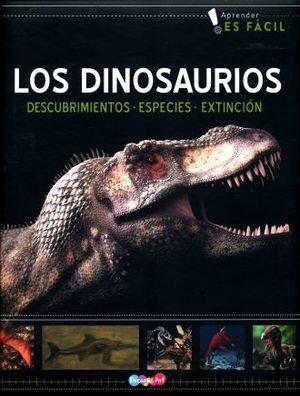 Los Dinosaurios - Descubrimiento, Especies, Extinción.