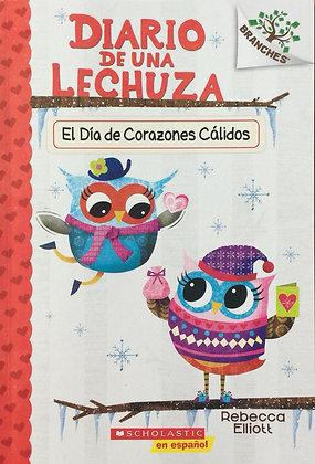 Diario de una Lechuza - El Día de Corazones Cálidos
