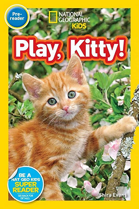 Play, Kitty!