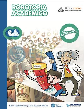Robotopia Gamma (3º básico)