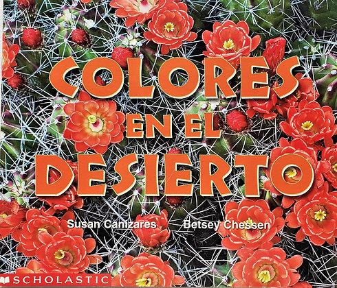 Colores en el Desierto