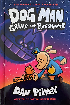 Dog Man, Crime and punishment