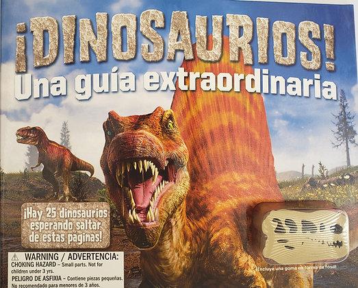 Dinosaurios - Una Guía Extraordinaria