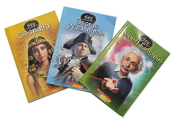 Pack 3 Libros SOY