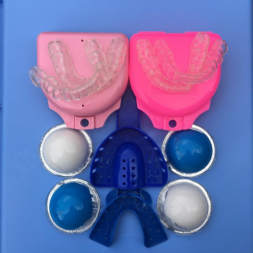 'Hers & Hers' Teeth Whitening Kit (Whitening Gel NOT Included)