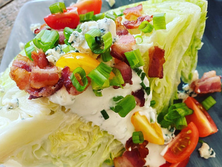Wonderful Wedge Salad