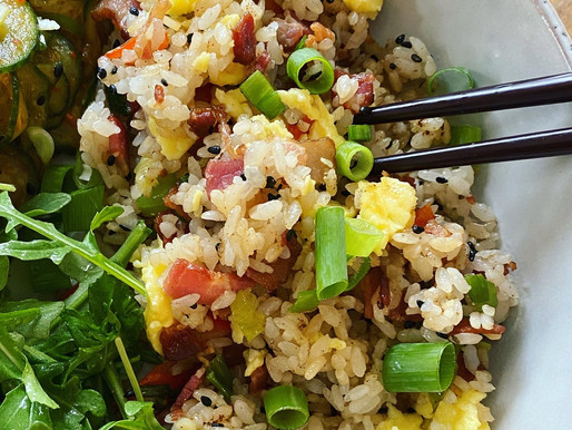 Ultimate Bacon Fried Rice