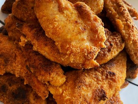 Juicy Paleo Chicken Tenders