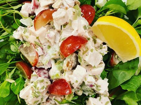 Classic Tarragon Chicken Salad