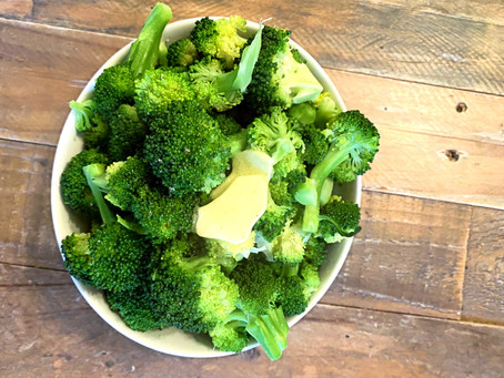 Perfect Steamed Broccoli