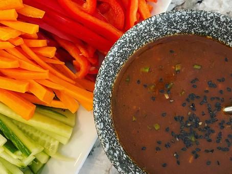 Spicy Gochujang sauce