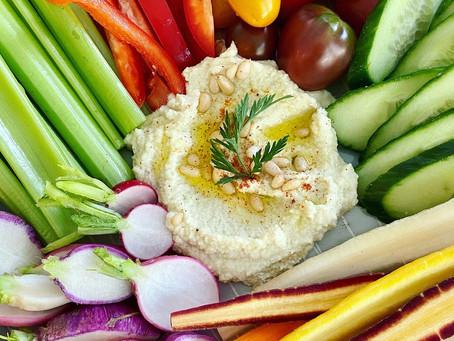 Cauliflower & Cashew Hummus