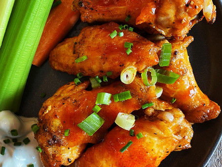 Wicked Wing Sauce